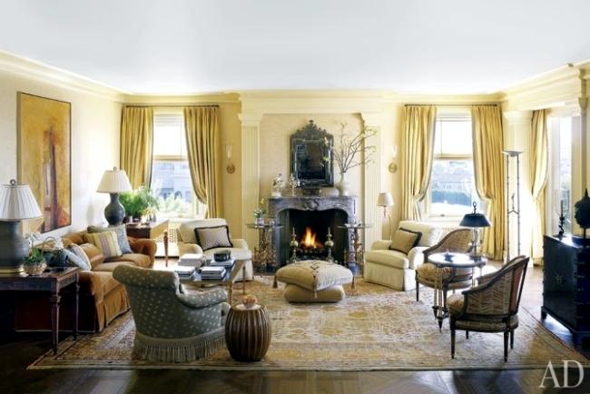 Neoclassical interior style the elegance of the 18th century interior design ideas ofdesign - Home decor stores san francisco decor ...