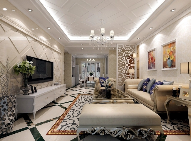 Neoclassical interior style the elegance of the 18th Neo classic interior design
