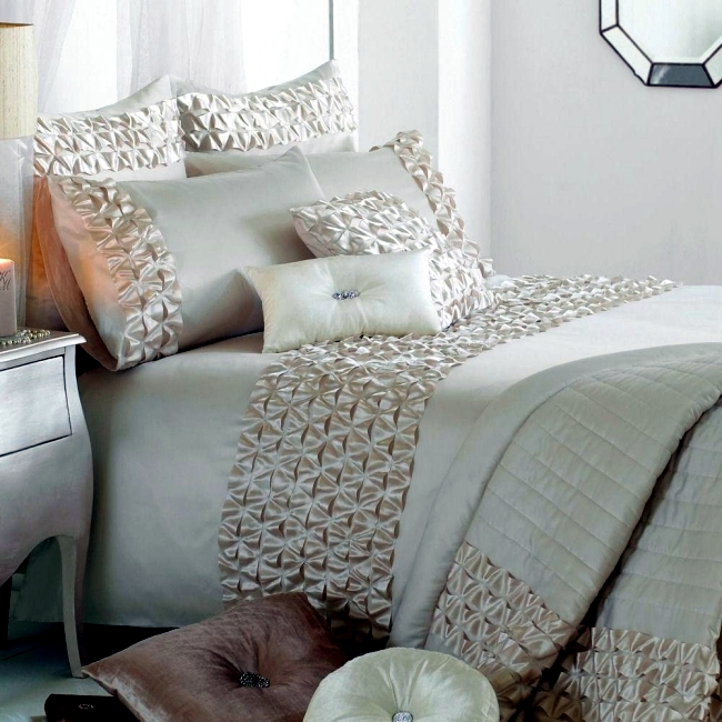 Luxury Bedding Kylie Minogue Satin Sequins And Elegant