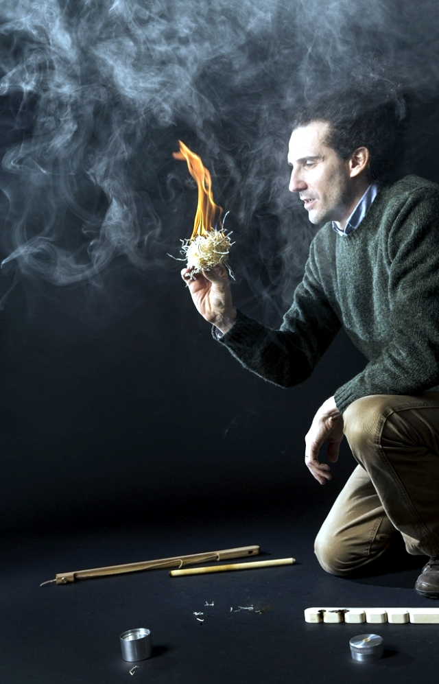 Creative Project - produce fire by simple means easy
