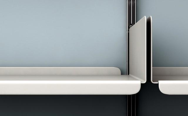 Additional Vitsoe Design - the reintroduction of large furniture ideas