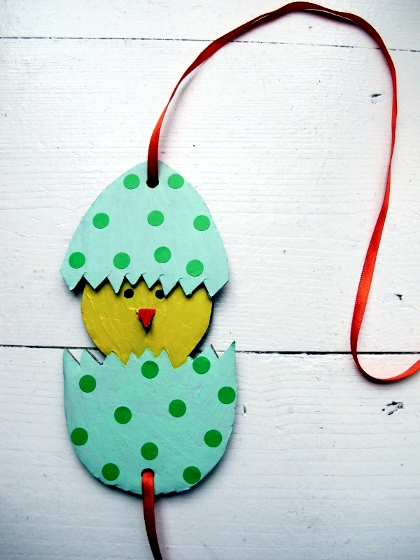 Card Making Ideas Easter Part - 24: Colorful And Imaginative Cards Easter Crafts - 18 Ideas To Suit