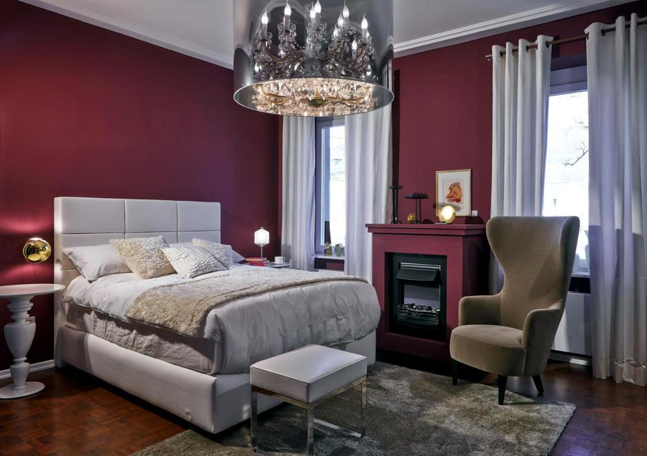 Interesting Industrial Chic Bedroom Furniture