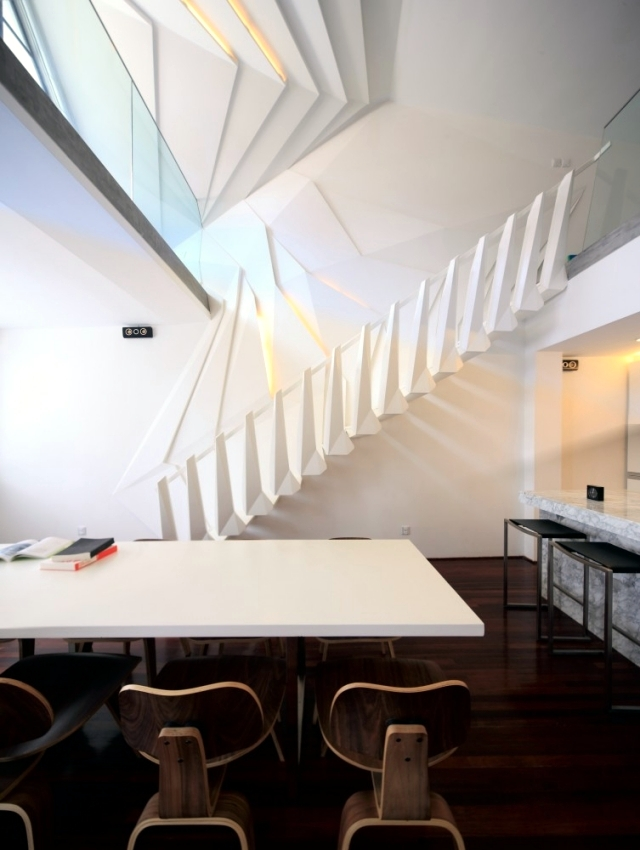 Apartment with loft - Deisgn Ideas offer comfort and luxury