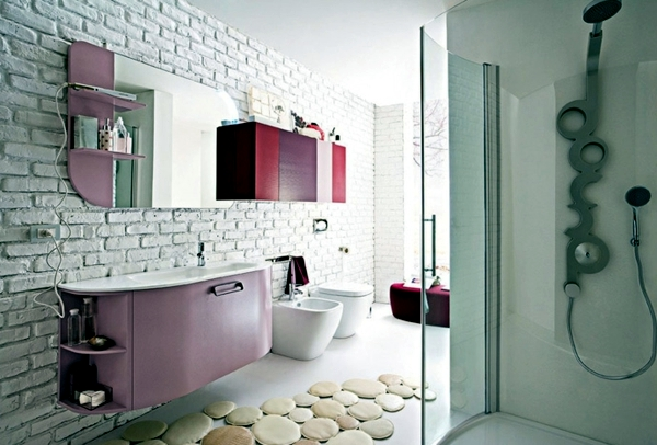 55 charming bathroom ideas - give furniture and bathroom decor whistle