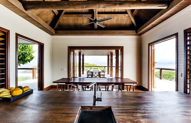 Fiji Luxury Villa combines tradition and high level of comfort