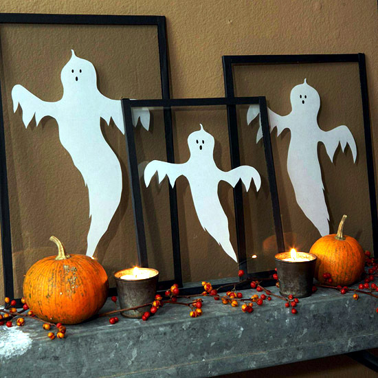 surprise your guests with a scary halloween decoration that you yourself hacked the ideas found in this article can be quickly imitated and so are - Halloween Design Ideas