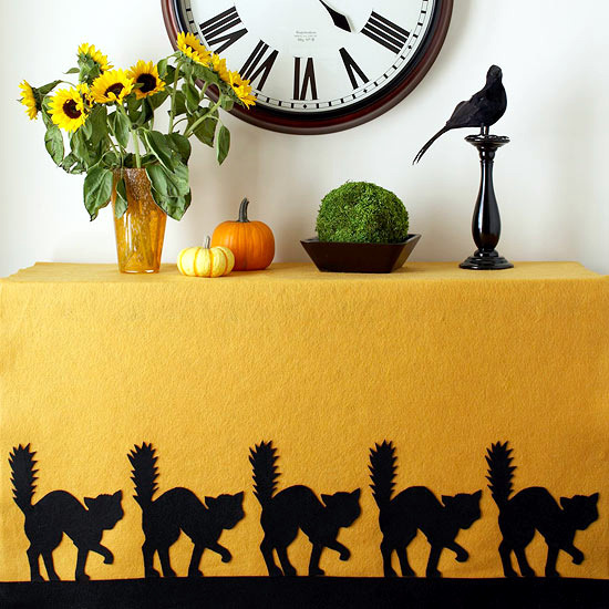 Quick Ideas Decor Creepy Halloween Crafts -23 to make your own