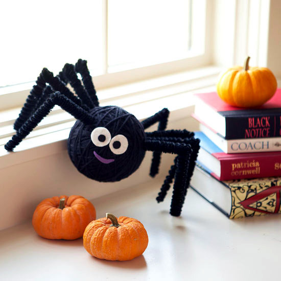 Quick Ideas Decor Creepy Halloween Crafts 23 to make your  ~ 164609_Quick Halloween Decoration Ideas