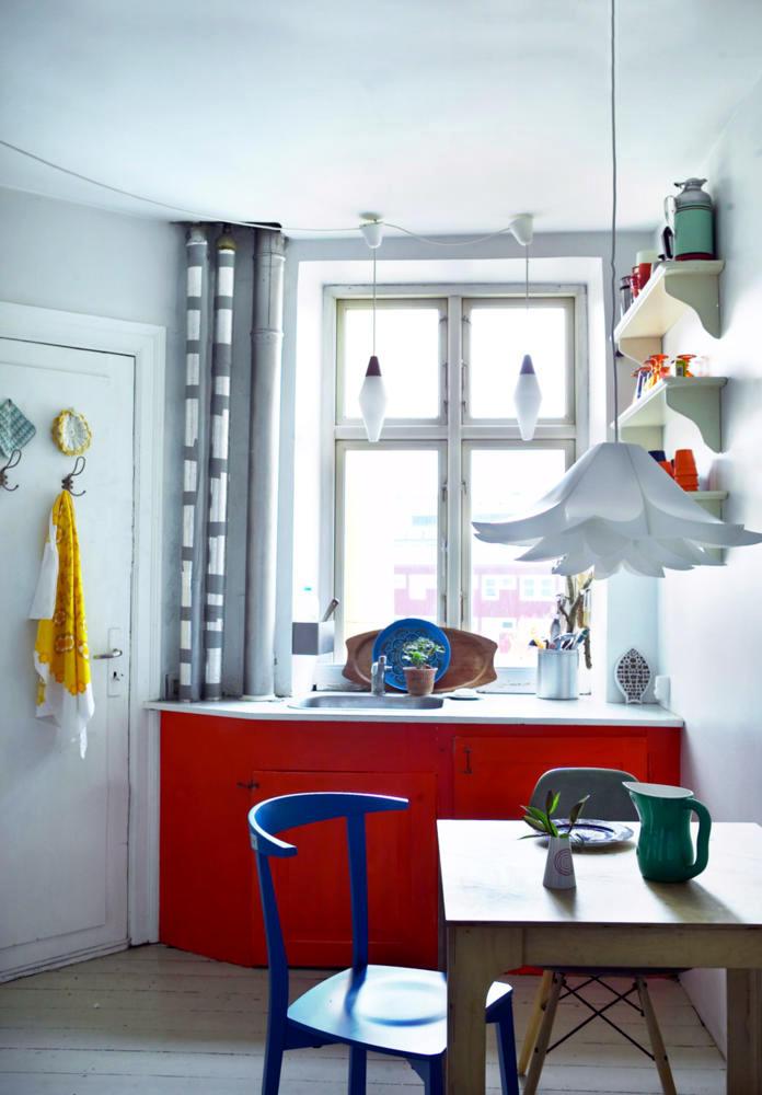 Small Kitchen Design Individual Interior Design Ideas Ofdesign