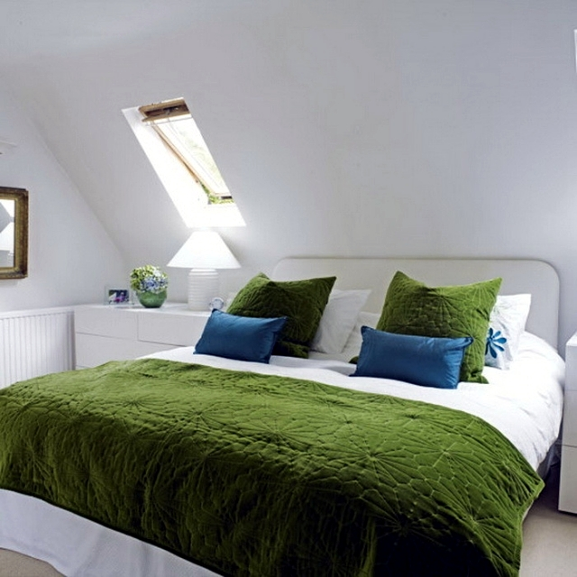 Plain Bedroom Designs Small Rooms With Slanted Roofs Ceiling Ideas