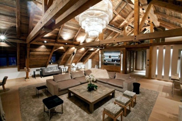 Rustic And Luxurious Duplex Apartment Quot Frosty Winter Quot By