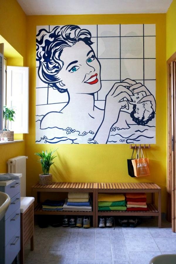 Pop Art Deco Style