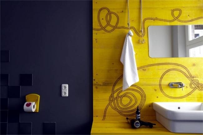 Hostel St.Pauli in Hamburg stunning design - a draft Dreimeta