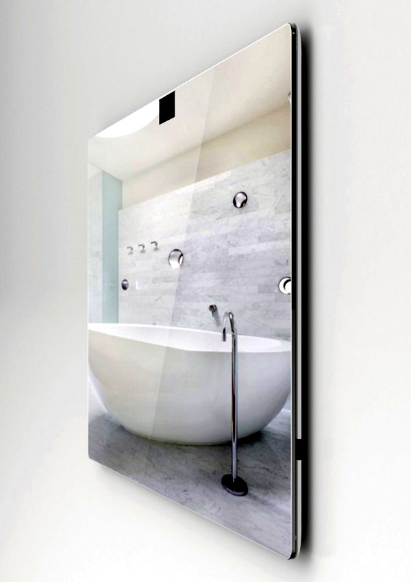 Innovative Bathroom Mirror High Tech Product For The