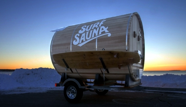 Portable Sauna provides the same after navigating heating in winter