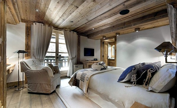 25 ideas for furniture comfortable bedroom in the cottage style ...