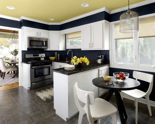 24 wall color ideas that give spring atmosphere in the home