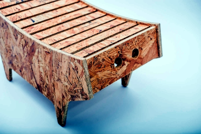 Eco furniture waste, Notwaste offer an environmentally friendly alternative