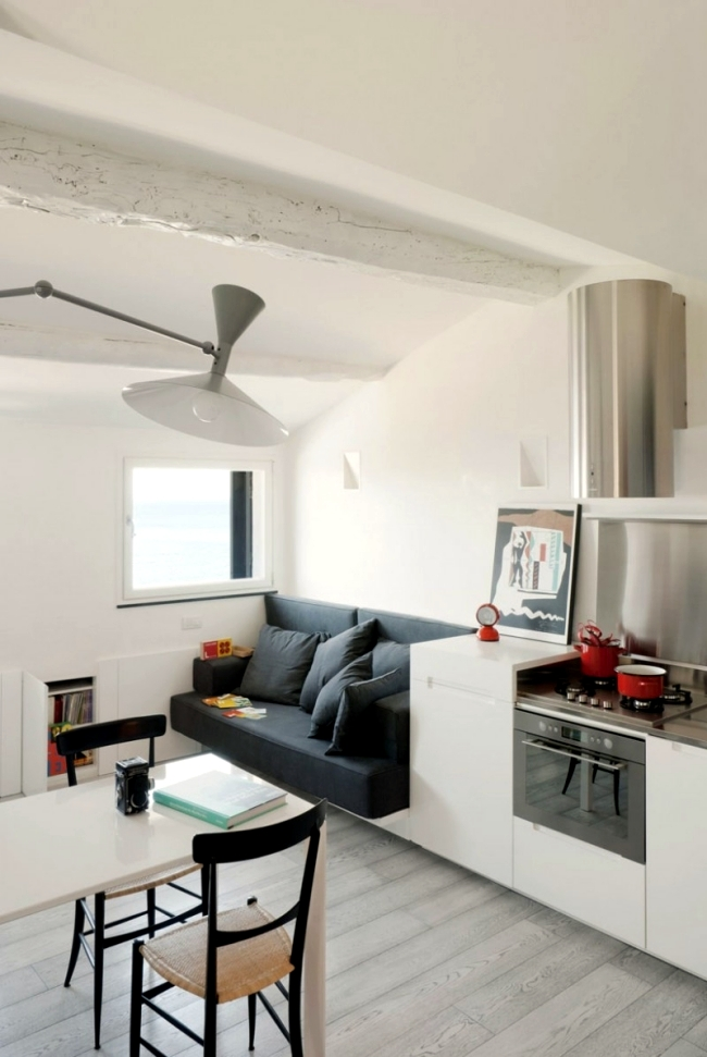 Implementation Apartment - Tips and tricks for optimal use of space