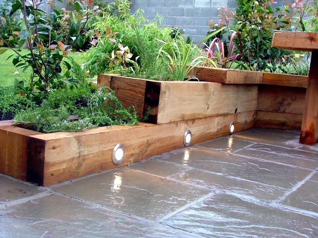 Creating a garden and to protect against the wind - Tips and Tricks