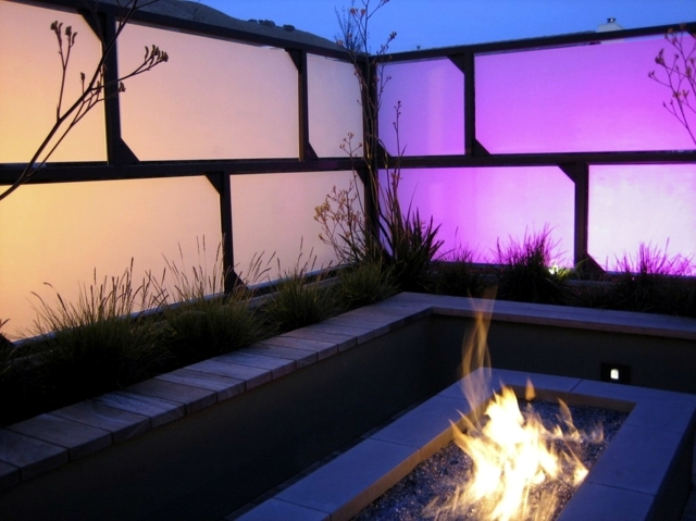 Privacy for the garden - Powerful ideas for outdoot area