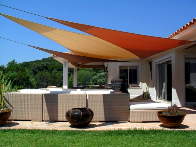 Build Awnings For Your Balcony And Terrace With