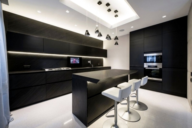 Adjust apartment - aesthetics can be very functional Geometrsiche