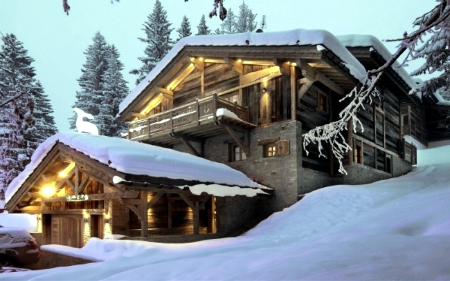 "Luxury ski chalet in the French Alps - ""Chalet Grande Roche"""