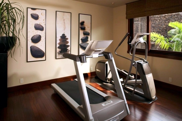 Ideas to plan and set up a home gym interior design