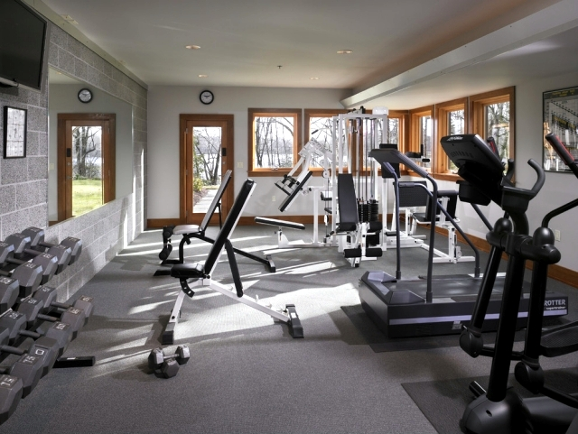 Planning and execution of 58 ideas for home gym