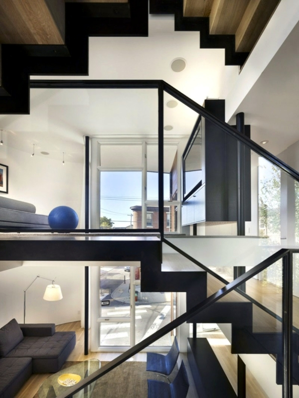 Corner House provides modern home for a large family