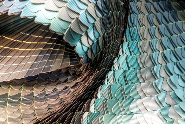 Enso Laocoon designer lamps offer individual designs