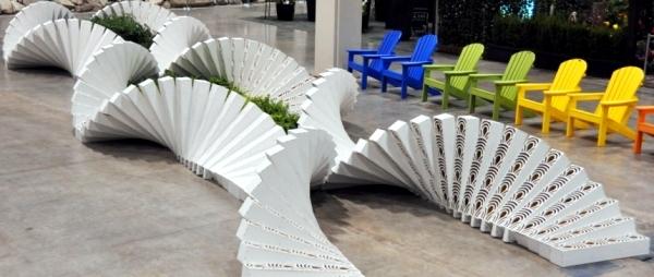 Modern Garden Design Exhibition In Toronto In 2015