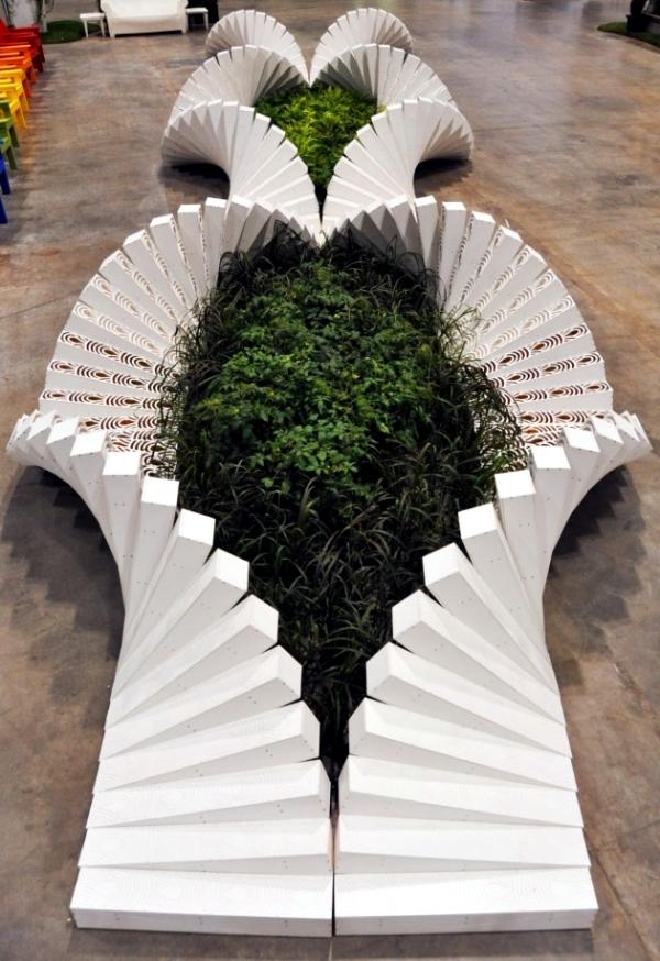 Modern Garden Design exhibition in Toronto in 2012