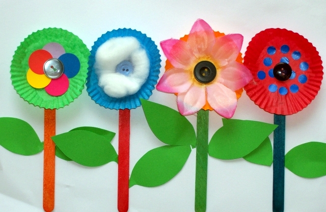 Easter crafts with children - 15 Ideas to promote creativity