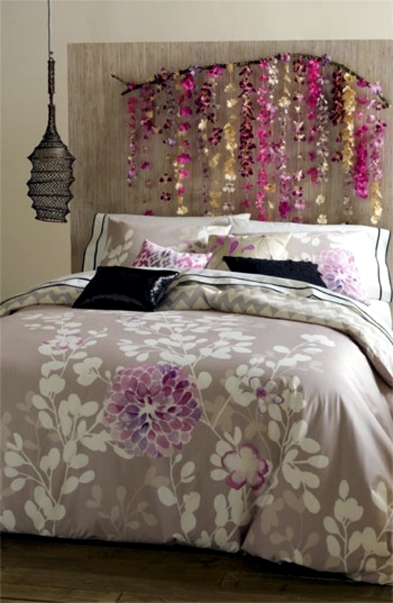 Room with header design creative ideas for DIY