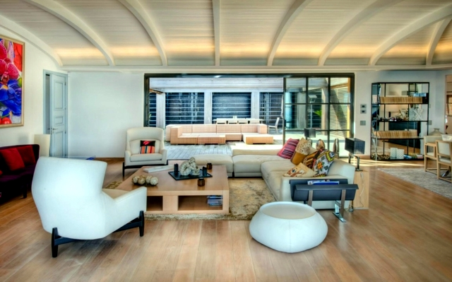 Give furniture color freshness - 70 ideas for life