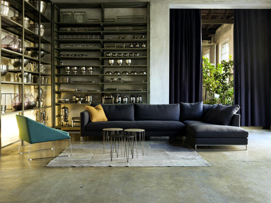 Industrial Living Room Accessories