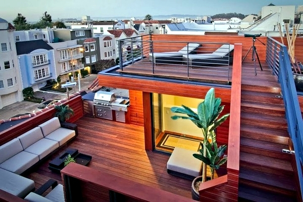 Roof Design Ideas: Idyllic Roof Design Ideas For A Relaxed