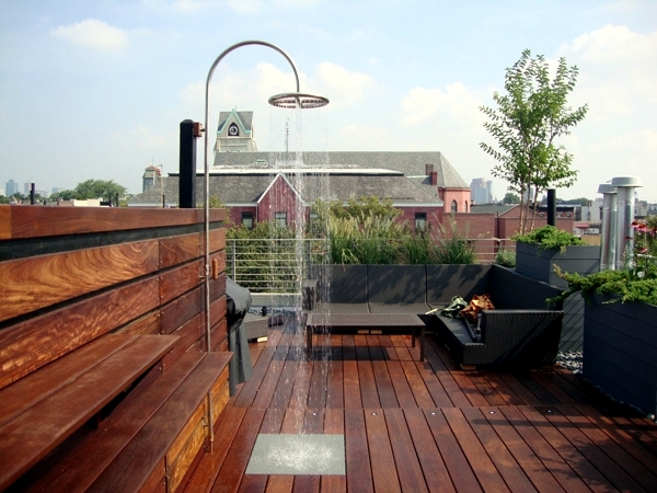 Idyllic roof design ideas for a relaxed