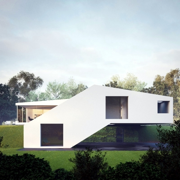 modern house architecture