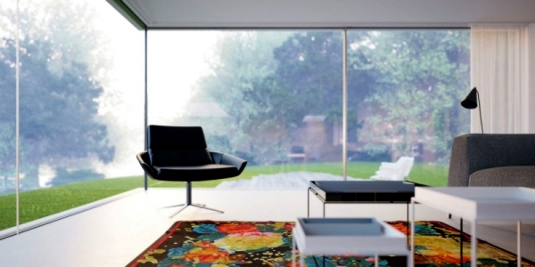 Home of impressed with glass solutions for unusual designer