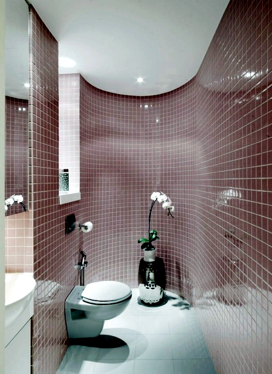 Ideas for bathroom tiles, variety of designs and tips for tiling