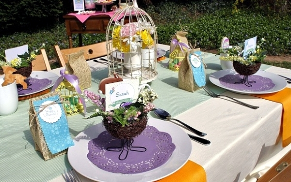 Table Decoration For Easter