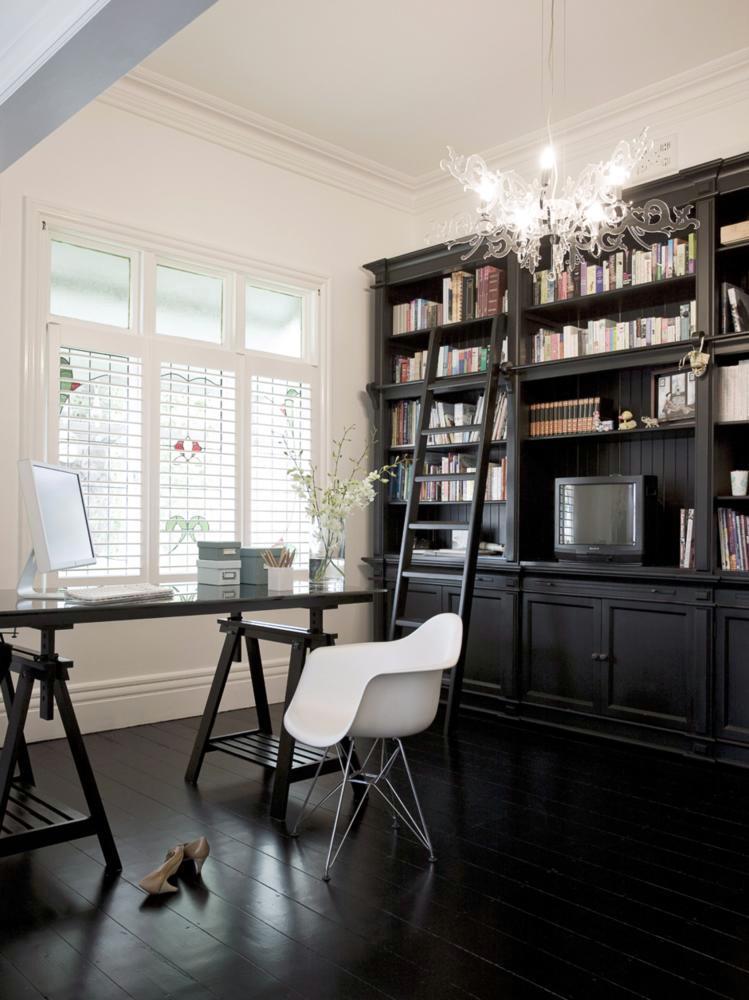 Elegant Home Office Interior Design Ideas Ofdesign