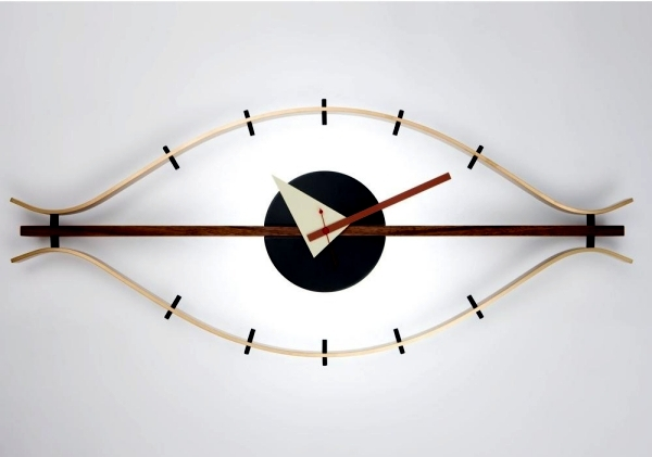 Wall clock design 20 creative ideas for modern wall decor interior design ideas ofdesign - Designer wanduhren wohnzimmer ...