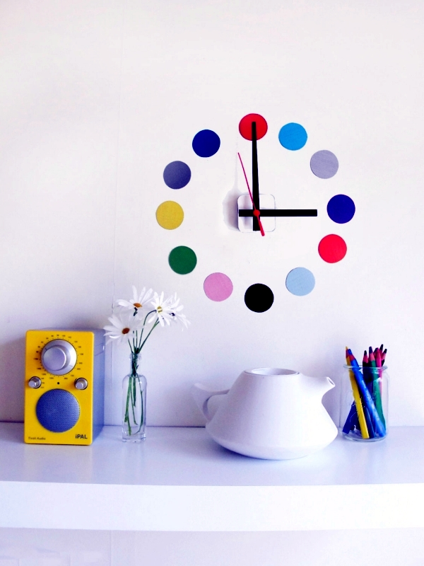 Wall Clock Designs For Home : Wall clock design creative ideas for modern