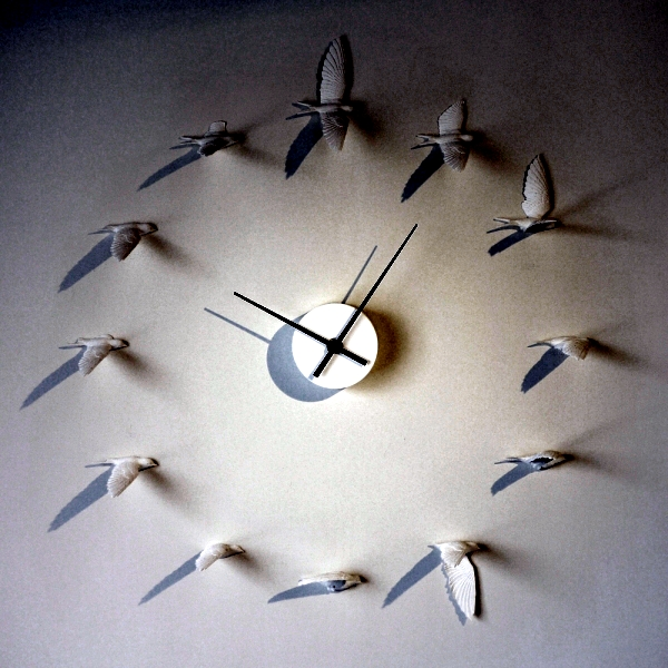 Wall Clock Design – 20 Creative Ideas for Modern Wall Decor ...