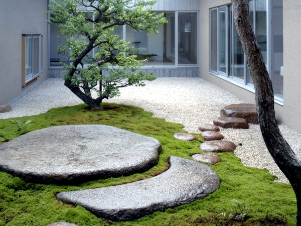 Creating a Japanese garden – Important elements of garden ...